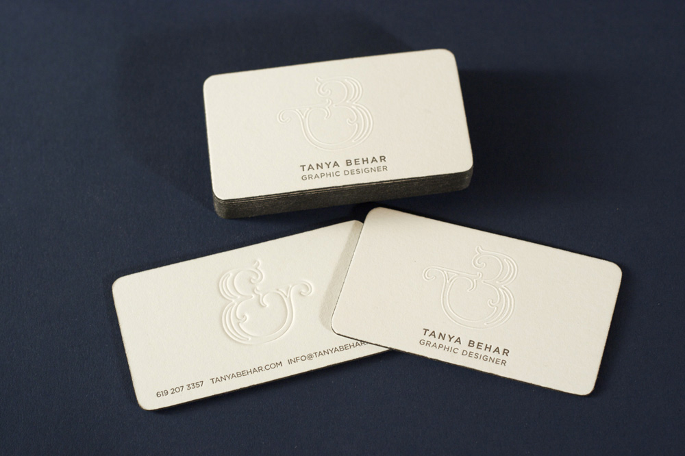 Oakland Printing Company - Letterpress, diecut, emboss and design